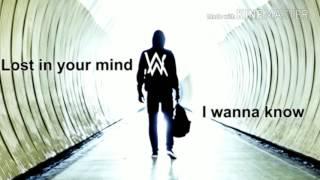 Im not alone alan walker