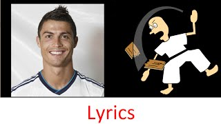 Ronaldo chop lyrics