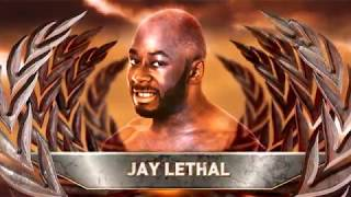 Best in the World: Silas Young vs Jay Lethal