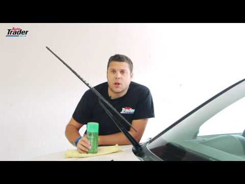 Car Care Hacks – Windshield Wipers