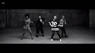 The Evolution of Hip-Hop Dance, VH-1 2016