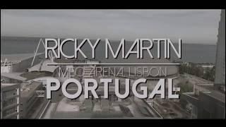 Ricky Martin em Portugal | Europa Tour 2017 (Official Tour Video)