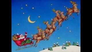 """Here Comes Santa Claus"" Gene Autry w/ Lyrics"