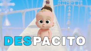 Despacito x Suit Suit x Naja Mashup by Aksh Baghla Cover by Boss Baby