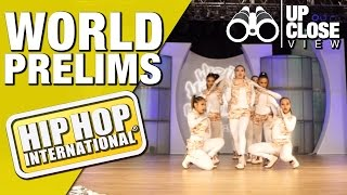 (UC) Sorority - New Zealand (Varsity Division) @ HHI's 2015 World Prelims