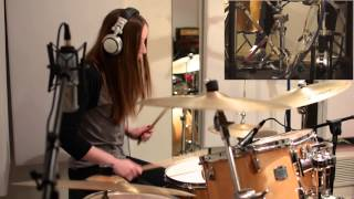 Rebecca Webster - Hit Like a Girl 2015  (Snarky Puppy - What about Me?)