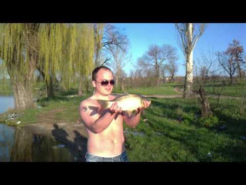 Ukraine Khartsyzk – Hedra Lake – Carp Fishing