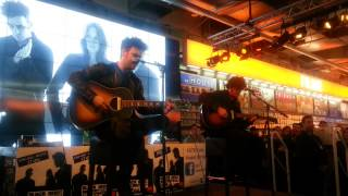 Black Rebel Motorcycle Club Lullaby - 9.4.2013 Instore Gig Saturn