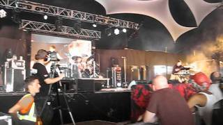 NZ Shapeshifter live at Glastonbury 2011