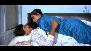 Radha Gets on with Chiranjeevi : Thangamalai Thirudan width=