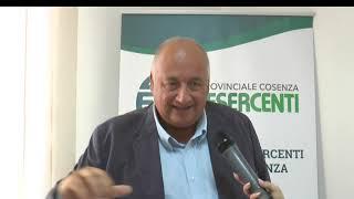 COSENZA: CONFESERCENTI INCONTRA MARIO OLIVERIO