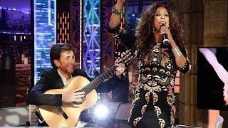 El Hormiguero 3.0: Rosario canta en directo en El Hormiguero