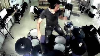 Timbaland - Give It To Me ft. Nelly Furtado, Justin Timberlake(Electric Drum cover by Neung)
