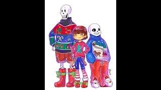 Feliz Navidad Chara!!!! Undertale comic en Español