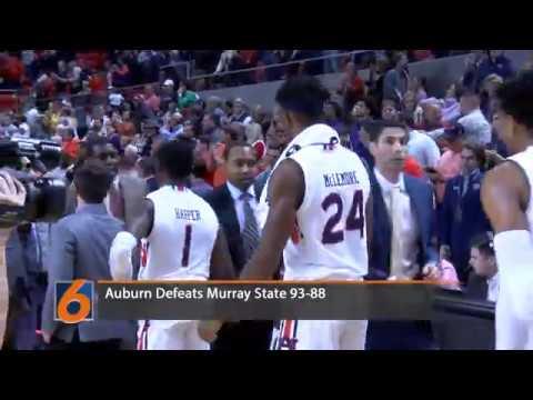 Auburn vs Murray State