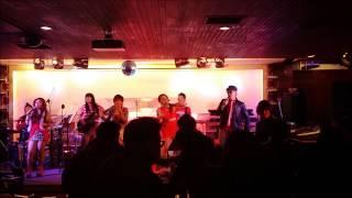 Laser band covers Sarang ah