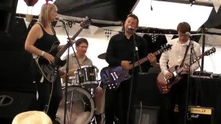 Memphis Blues Band - Walk on the Wild Side (Lou Reed cover) (live at Lakefest - 9th August 15)