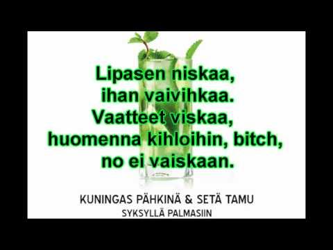 kuningas-pahkina-seta-tamu-syksylla-palmasiin-lyrics-ximppax