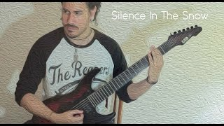 Trivium - Silence In The Snow (Full Cover w/ Solos)
