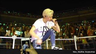[Fancam] 160611 GOT7 Fly in Bangkok Day1 - Fly (remix)