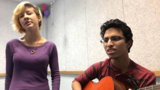 Re-do cover of Fine By Me by Andy Grammer (feat. Sam Kendrick)