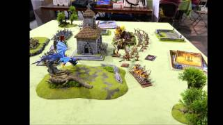 Crisis Antwerp 2013 wargame convention - demo game Marston Moor 54mm