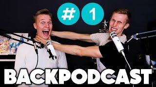 Miklu muuttaa isompaan asuntoon kun Roni? | BackPodcast #1