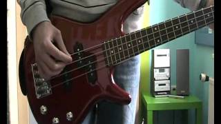 Blink-182 - Give Me One Good Reason Bass Cover Upgrade