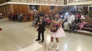 Felizidadez Virgensita!!! Los Luzeros De Rioverde