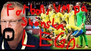 Fotbolls VM 2018 På Skånska