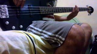 Alice In Chains - Dam The River Bass Cover