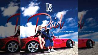 Da L.E.S - PAID Ft.  AKA x Burna Boy (OFFICIAL AUDIO 2015)
