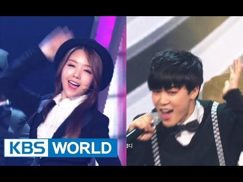 Download Video 4th Week Of June & Special Stages - Something & Mr. Mr. (2014.06.27) [Music Bank K-Chart]