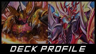 "【対戦動画】 Cardfight! Vanguard: Dragonic Overlord ""post G-BT11"" Deck Profile! (Kagero) 【ヴァンガード】"