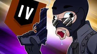 Bullying Coppers - Rainbow Six Siege