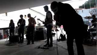 Homem de Marte e Os Invasores - Homem no Topo (live)