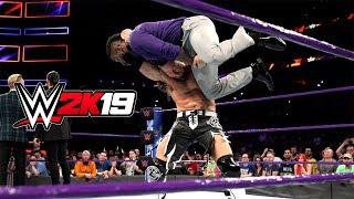 WWE 2K19 Murphy's Law Buddy Murphy's Finisher (WWE 2K19 New Moves Pack)