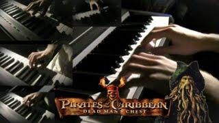 Pirates of the Caribbean - Davy Jones' Music Box