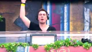 Hardwell Call Me a Spaceman (Tomorrowland 2012)