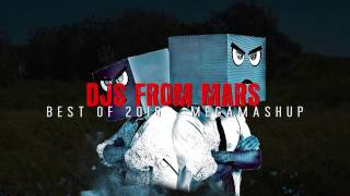Djs From Mars  - Best Of 2016 Megamashup