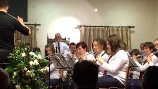 Concert de la Royale Harmonie Saint-Joseph de Hombourg