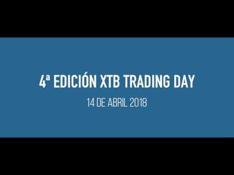 """Vídeo resumen del evento """"XTB Trading Day"""" (14 de Abril) en Madrid."""