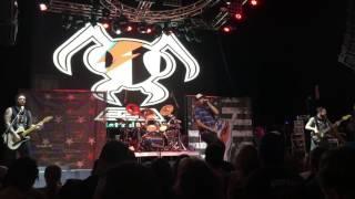 "Alien Ant Farm ""These Days"" LIVE! Make America Rock Again Tour - Dallas, TX"