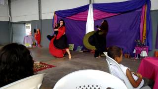 Perfomace Árabe-Cigano