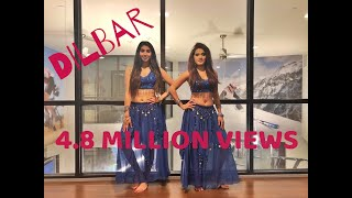 DILBAR |  Satyameva Jayate | Amrita & Raveena's Dance | John Abraham | Nora Fatehi | Neha Kakkar