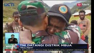 TNI Kunjungi Distrik Mbua, Warga Menangis Ketakutan dan Trauma - SIS 15/12