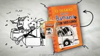 O Diário de um Banana 9: Assim Vais Longe
