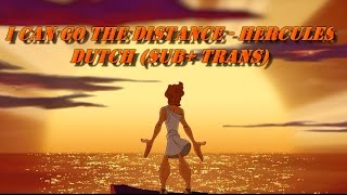 Hercules - I can go the distance Dutch (Sub + trans)