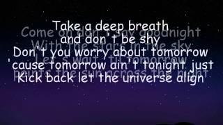 [LYRICS] Hot Chelle Rae - Don't Say Goodnight