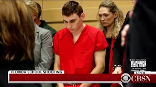 Florida school shooting suspect Nikolas Cruz had swastikas on ammunition
